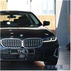 한국,BMW,5시리즈,6시리즈,세계,공개,드라이빙,위해,차량,코리아