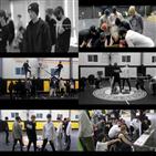 더보이즈,연습,킹덤,로드,경연