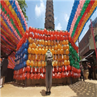 참석,부처님오신날,코로나19