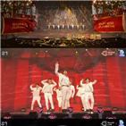 슈퍼주니어,공연,무대,비욘드,슈퍼쇼,기대,응원봉,효과,라이브,멤버
