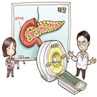 검사,췌장암,췌장,방사선,초음파