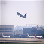 중국,항공편,운항,미국,항공사,민항국,코로나19