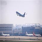 중국,운항,항공편,미국,항공사,민항국,코로나19