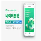 네이버,상품,네이버통장,금리,이득통장,SK텔레콤