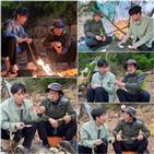 촬영,꼰대인턴,박해진,김응수,맨지도,모습