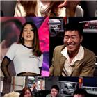 성유리,김종민,핑클,방송