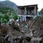 규모,지진,터키,발생