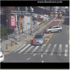 사고,경찰,영상,운전자,스쿨존,충돌사고