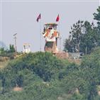 민경초소,북한군