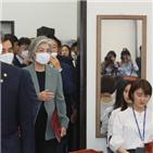 장관,회의,참석,북한,정부,민주당