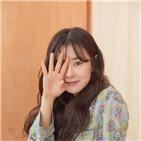 최강희,백찬미,배우,다른,연기,굿캐스팅,감사