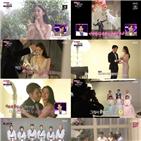 우혜림,신민철,촬영,모습,웨딩,아버지