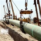 이란,송유관,원유,석유부