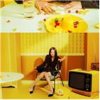 슬기,아이린,레드벨벳,앨범