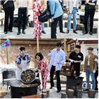 케이밥스타,여름,이영자,향기,오후,공개