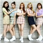 우아,데뷔,활동,멤버,무대,모습,나나,매력,생각