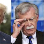 북한,트럼프,대통령,볼턴
