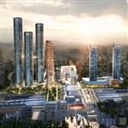 한화건설,사업,대전역,개발,서울역,규모,개발사업