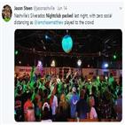 파티,코로나,확인,코로나19