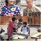 이영자,요리,아이돌