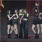 아이,무대,여자,콘서트,멤버,공연,세계,단독,개성,퍼포먼스