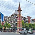 미얀마,만달레이,중국,로저스,오토바이,도시,양곤,도로,미국,국경