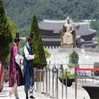 가장,한국,쇼핑,관광객,중복응답,방문,여행,지난해,외국인