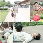 임영웅,캠핑,낭만,백패킹,공개,방문