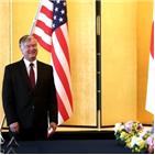 일본,부장관,국무부,북한,미국,대화