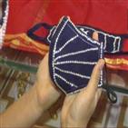 마스크,인도,제작,다이아몬드,황금,마스크조차