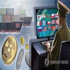 북한,암호화폐,사이버,해커,클레어스,텔레그래프,중앙은행,달러