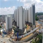 아파트,서울,단지,상도역,롯데캐슬,계약,예비당첨자,조성,개발,가구
