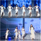 여자친구,마녀,멤버,안무,퍼포먼스,무대