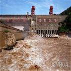 중국,홍수