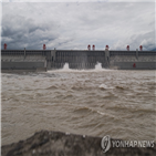 홍수,중국,수위,최대,폭우,붕괴