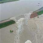 홍수,수위,안후이성