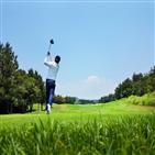 판매량,증가,골프