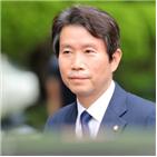 북한,후보자,비핵화,의지