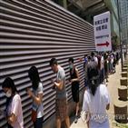 선거,홍콩,코로나19,입법회,친중파,민주파,연기