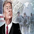 트럼프,대통령,철수,주한미군,감축,미국,동맹,병력