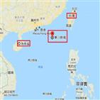 남중국해,훈련,중국,군도,근해,계획