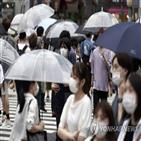 확진,일본,이날