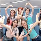 위클리,활동,데뷔,걸그룹,다양