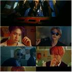 뮤직비디오,1TEAM,얼레리꼴레리,디지털,싱글