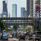 인도네시아,코로나19,경제성장률,올해,기록,정부