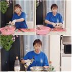 홍진영,스토,꽃게,엄마,방송