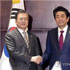일본,한일,한국,주장,악화,북한,정권