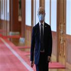 수석,김조원,청와대,대통령,회의,인사,이날,논란