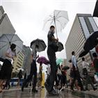 장마,오후,중국,역대,기상청