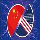 중국,미국,설문,응답자,지지